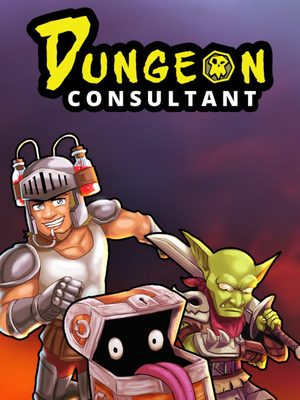 Cover for Dungeon Consultant.