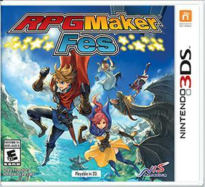 Cover for RPG Maker Fes.