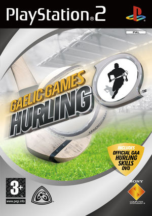 Cover for Gaelic Games: Hurling.