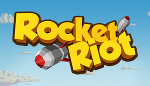 Cover for Rocket Riot.