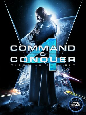 Cover for Command & Conquer 4: Tiberian Twilight.