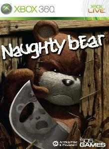 Cover for Naughty Bear.