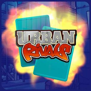 Cover for Urban Rivals.
