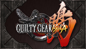 Cover for Guilty Gear Isuka.