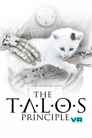 Cover for The Talos Principle VR.