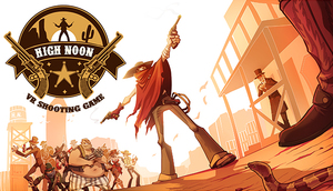 Cover for High Noon VR.