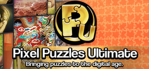 Cover for Pixel Puzzles Ultimate.