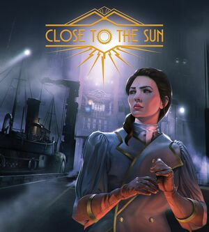 Cover for Close to the Sun.