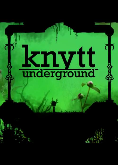 Cover for Knytt Underground.