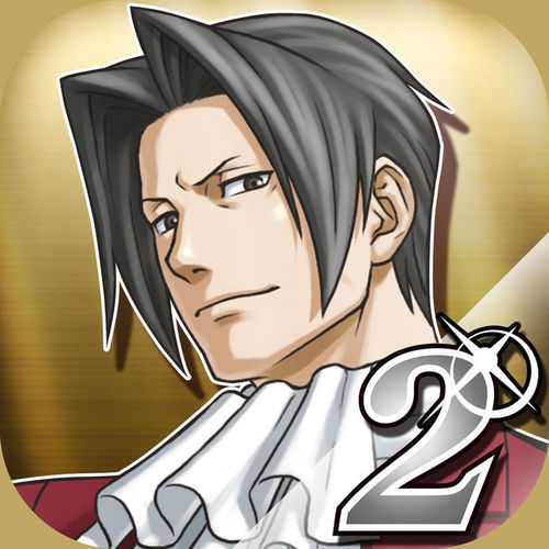 Cover for Ace Attorney Investigations 2: Prosecutor's Path.