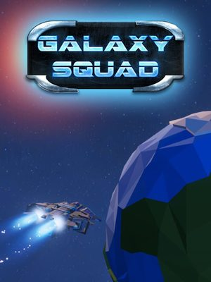 Cover for Galaxy Squad.