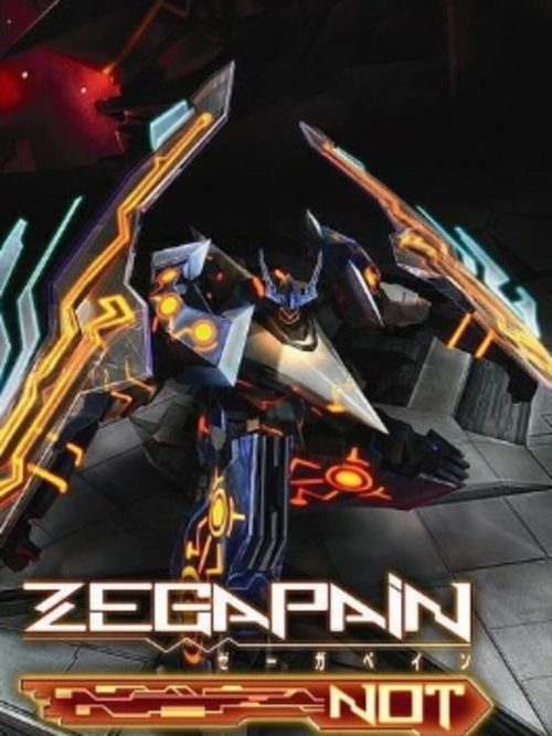 Cover for Zegapain NOT.