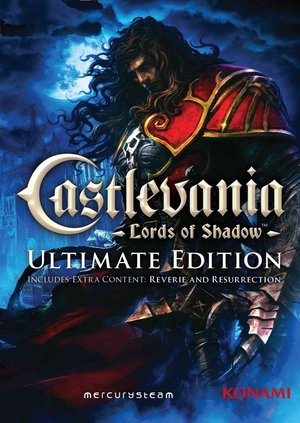 Cover for Castlevania: Lords of Shadow.