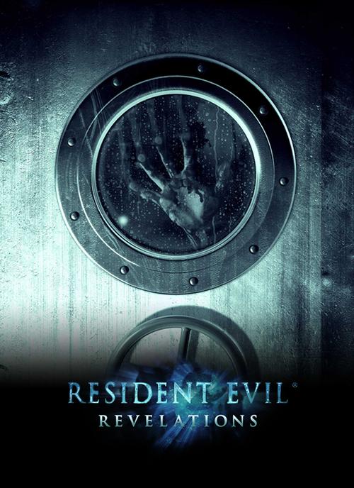 Cover for Resident Evil: Revelations.