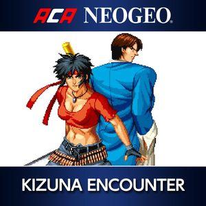 Cover for Kizuna Encounter.