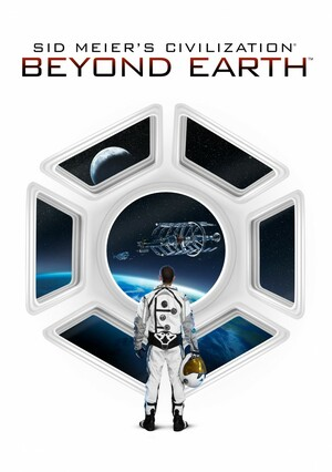 Cover for Civilization: Beyond Earth.