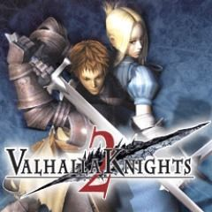 Cover for Valhalla Knights 2.