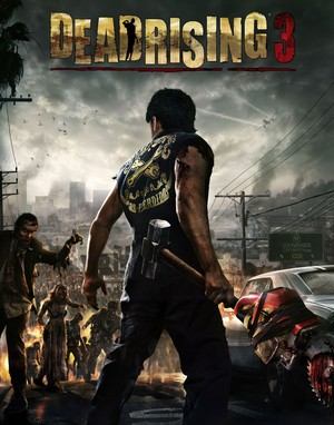 Cover for Dead Rising 3.