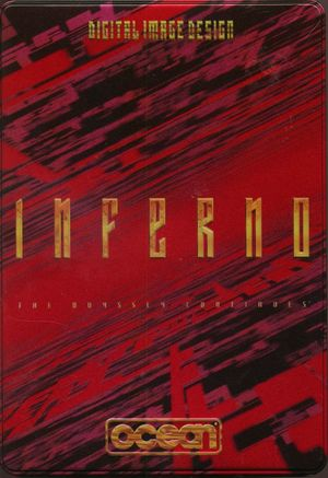 Cover for Inferno.