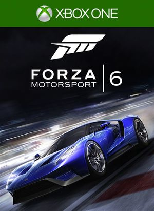 Cover for Forza Motorsport 6.