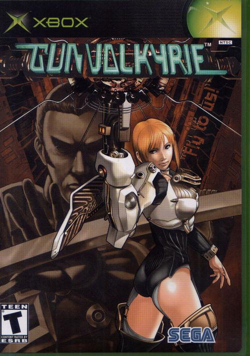 Cover for Gunvalkyrie.