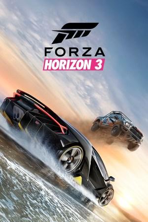 Cover for Forza Horizon 3.