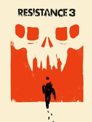 Cover for Resistance 3.