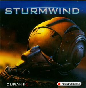 Cover for Sturmwind.