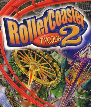 Cover for RollerCoaster Tycoon 2.