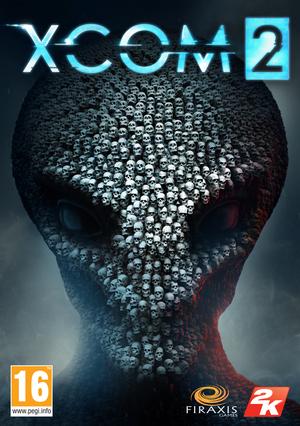Cover for XCOM 2.