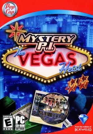 Cover for Mystery P.I. - The Vegas Heist.