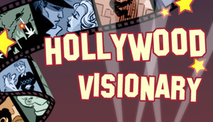 Cover for Hollywood Visionary.