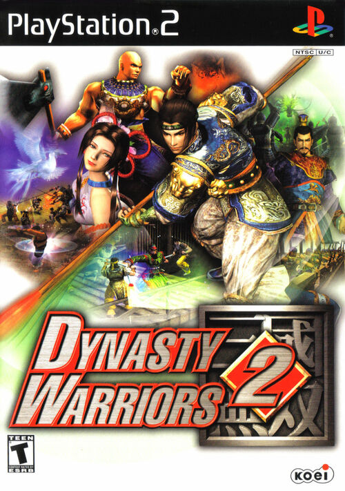 Cover for Dynasty Warriors 2.