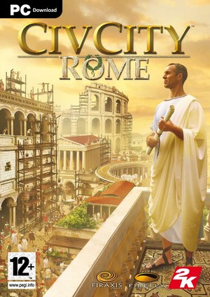 Cover for CivCity: Rome.