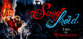 Cover for Sang-Froid: Tales of Werewolves.