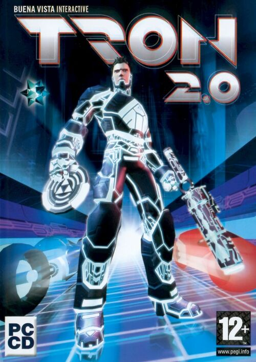 Cover for Tron 2.0.