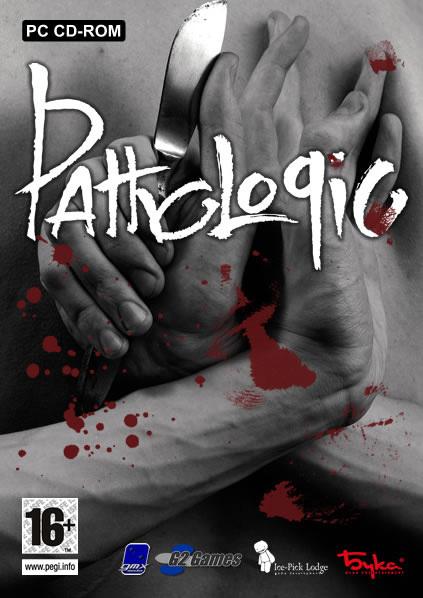 Cover for Pathologic.