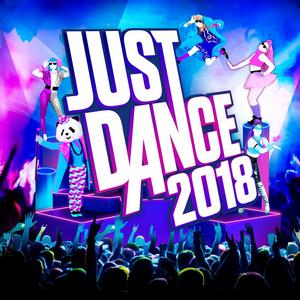 Cover for Just Dance 2018.
