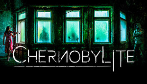 Cover for Chernobylite.