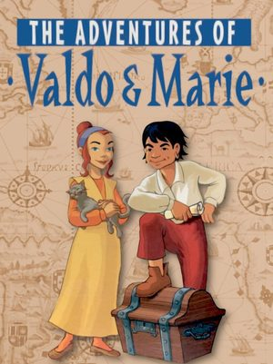 Cover for The Adventures of Valdo and Marie.