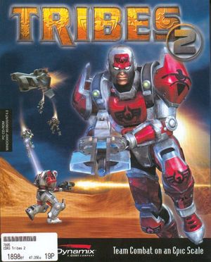 Cover for Tribes 2.
