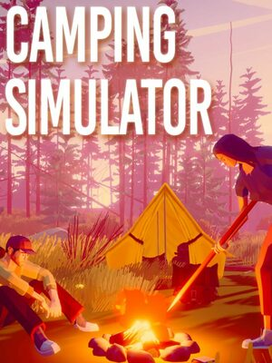 Cover for Camping Simulator: The Squad.