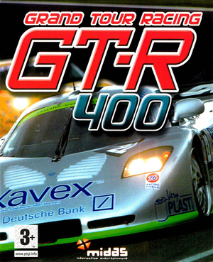 Cover for GT-R 400.