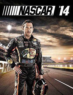 Cover for NASCAR '14.