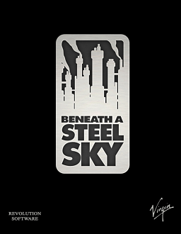 Cover for Beneath a Steel Sky.