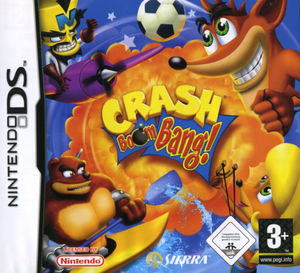 Cover for Crash Boom Bang!.