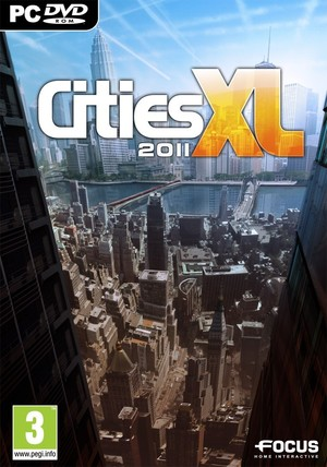 Cover for Cities XL 2011.