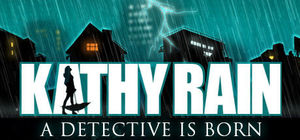 Cover for Kathy Rain.