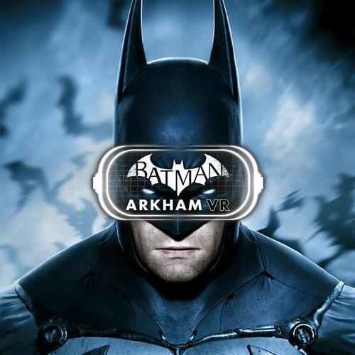 Cover for Batman: Arkham VR.
