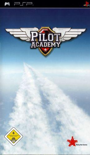 Cover for Pilot Academy.